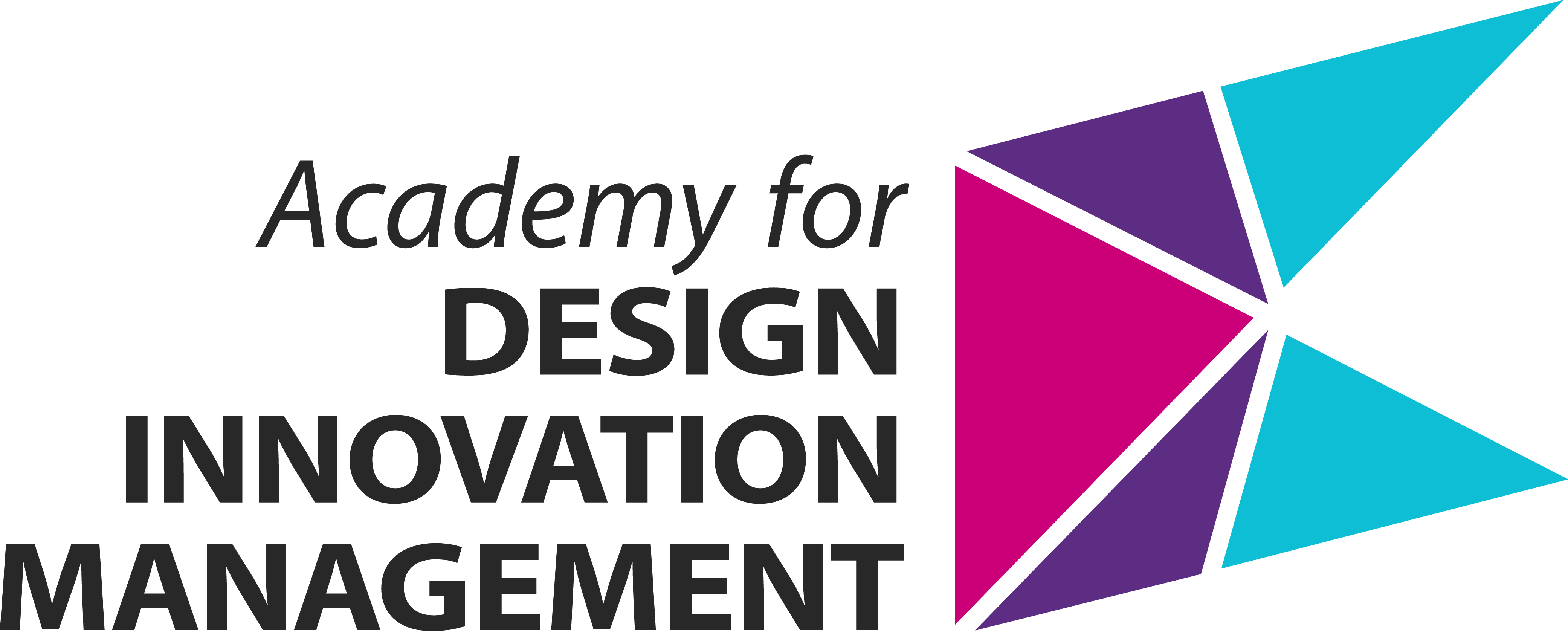 Academy for Design Innovation Management logo with the text